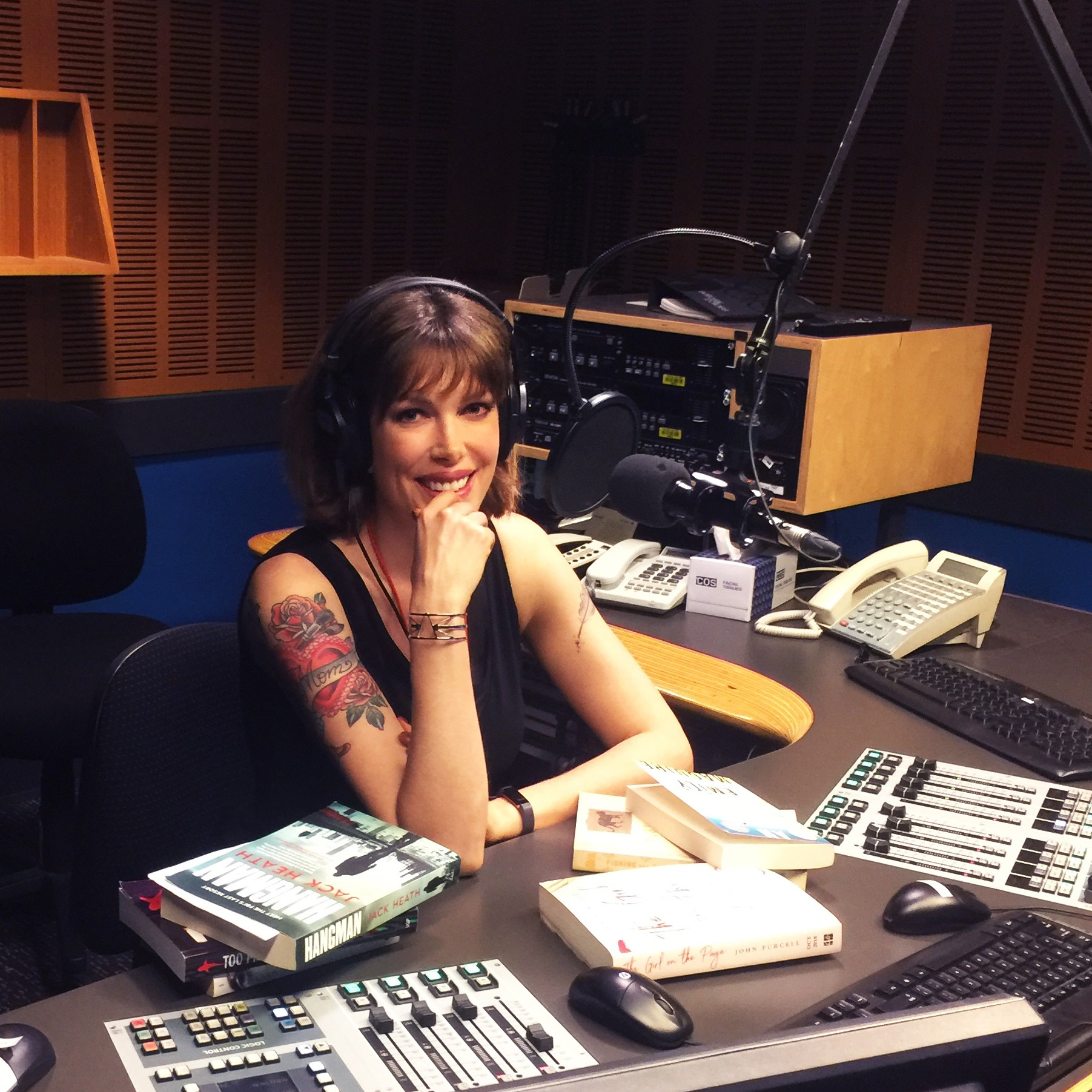Tara Moss and the Craft of Writing, on ABC Radio National