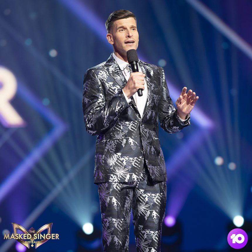 Osher Günsberg comes back to prime time TV to Host of The Masked Singer on Channel 10