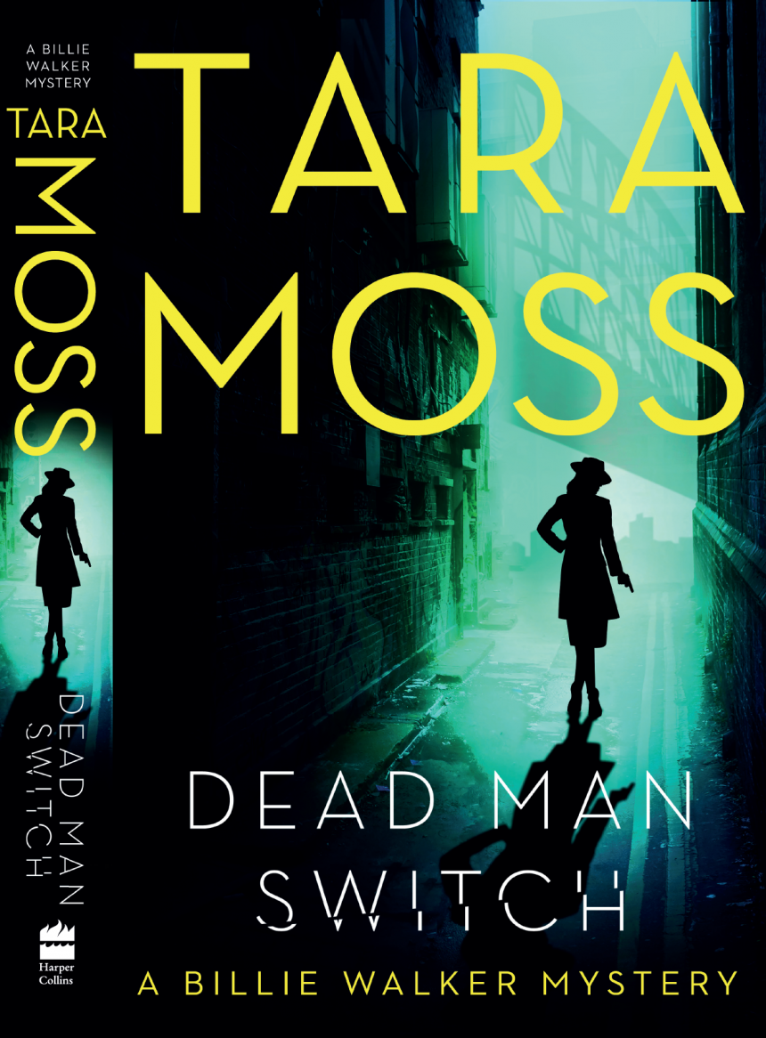 Tara Moss to release her twelfth book, Dead Man Switch.