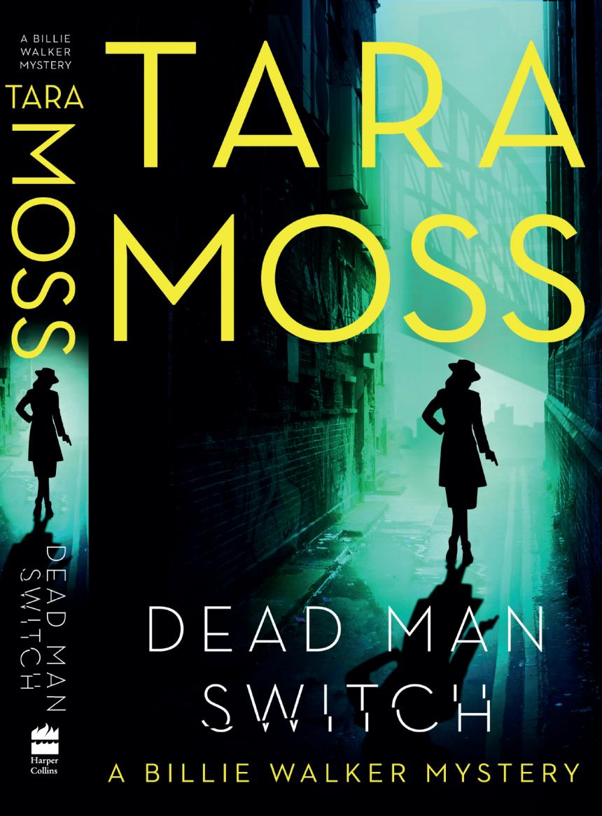 Tara Moss to release her twelfth book, Dead Man Switch.