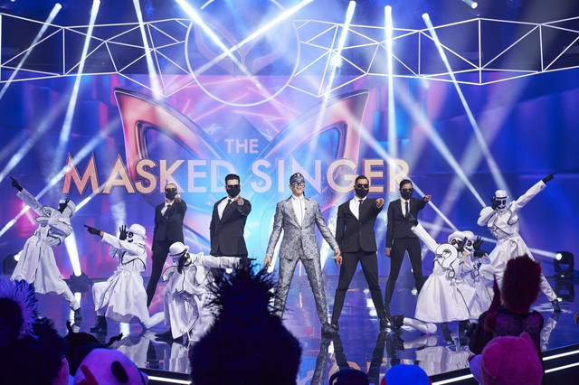 Osher Günsberg returns to Host Season 2 The Masked Singer