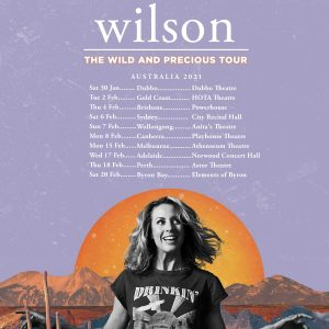 Sarah Wilson 'Live Nation Tour 2021'