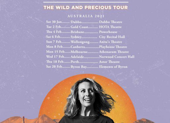 Sarah Wilson 'Live Nation Tour 2021'