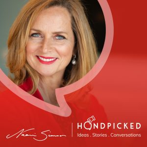 Naomi Simson launches brand new podcast with Podshape.